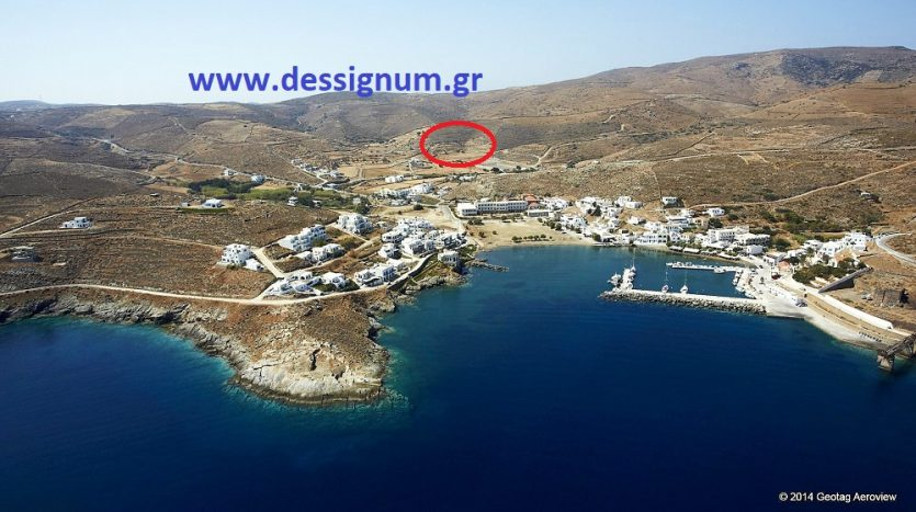 Multiple proposal for developers at Kithnos island.